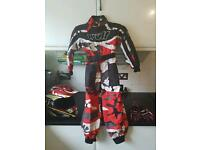 Kids motorbike/quad bike gear