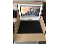 WANTED apple iMac 27 5k BOX + shipping package