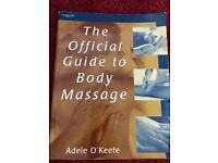Body Massage book
