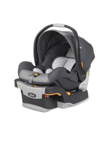 Chicco KeyFit 30 Infant Child Safety Car Seat and Base Moons