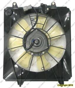 AC Fan Assembly Honda CRV 2007-2009