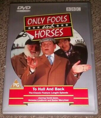 Only Fools And Horses - To Hull And Back (Promotional DVD,
