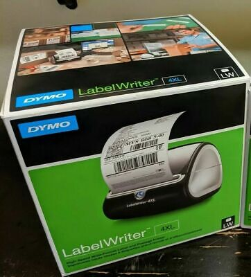 Dymo Labelwriter 4xl Thermal Label Printer - Black 1755120
