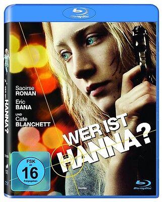 Blu-ray * Wer ist Hanna? * Saoirse Ronan * NEU OVP