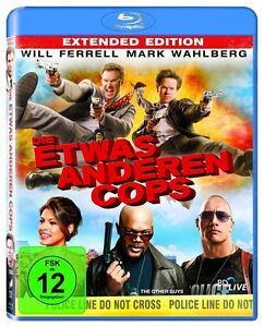 Blu-ray Die etwas anderen Cops (Director's Cut) *Will Ferrell,Mark Wahlberg NEU