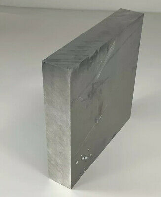 6061 Aluminum Plate Astm B209 8 X 8 X 1-12 Thick