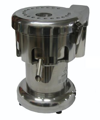 Commercial Juicer Extractor Machine Stainless Steel - Etl Nsf Approved