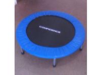 Confidence Mini Fitness Trampoline - Rebounder