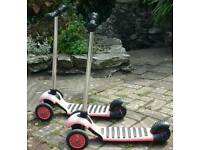 2 Mini Street Cruz Scooters