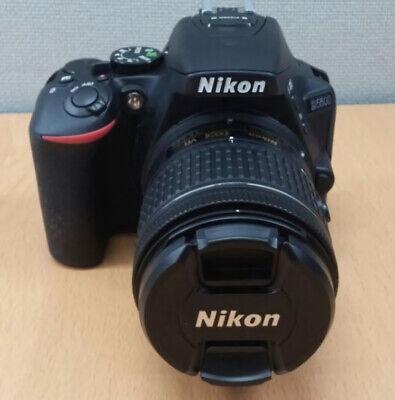 Nikon D5600 Kit w/ AF-P 18-55mm F3.5-5.6G VR Camera Lens Kit Genuine