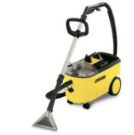 Karcher puzzi 200 carpet cleaner .