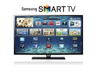 "SAMSUNG 32"" FULL HD SMART TV - HDMI, WIFI, USB, NETFLIX, YOU TUBE, APPS - EXCELLENT CONDITION!!!"