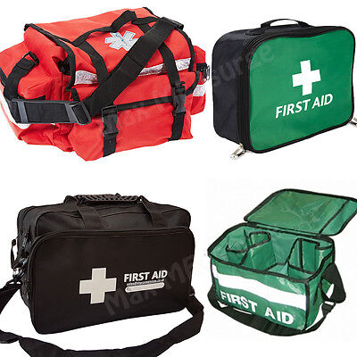 First Aid Empty Bag - Paramedic First Response And Sling Style - High Quality