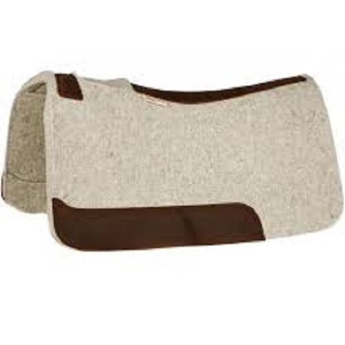 """5 STAR EQUINE PRODUCTS """"THE BARREL RACER"""" 30 X 28 PREMIUM WESTERN SADDLE PAD"""