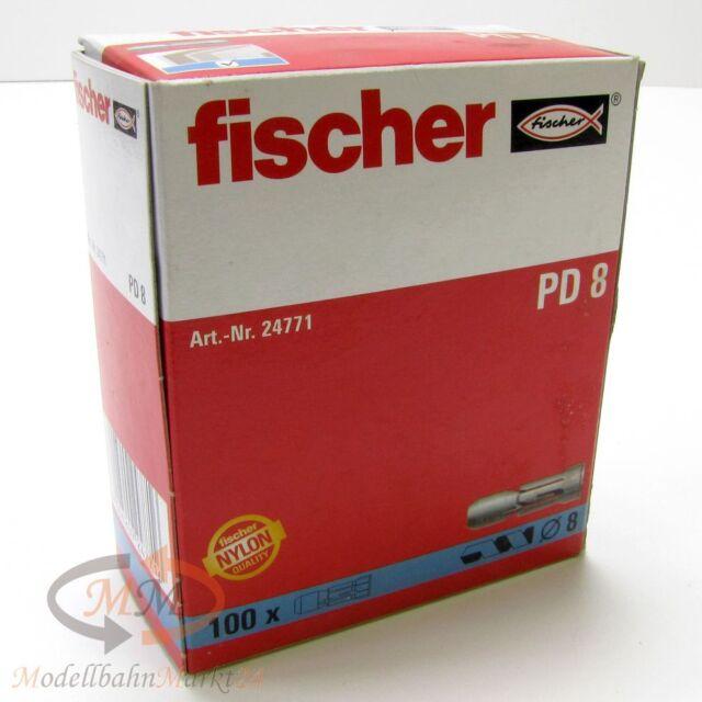 FISCHER Dübel 24771 Plattendübel PD VPE = 100 Stück - NEU