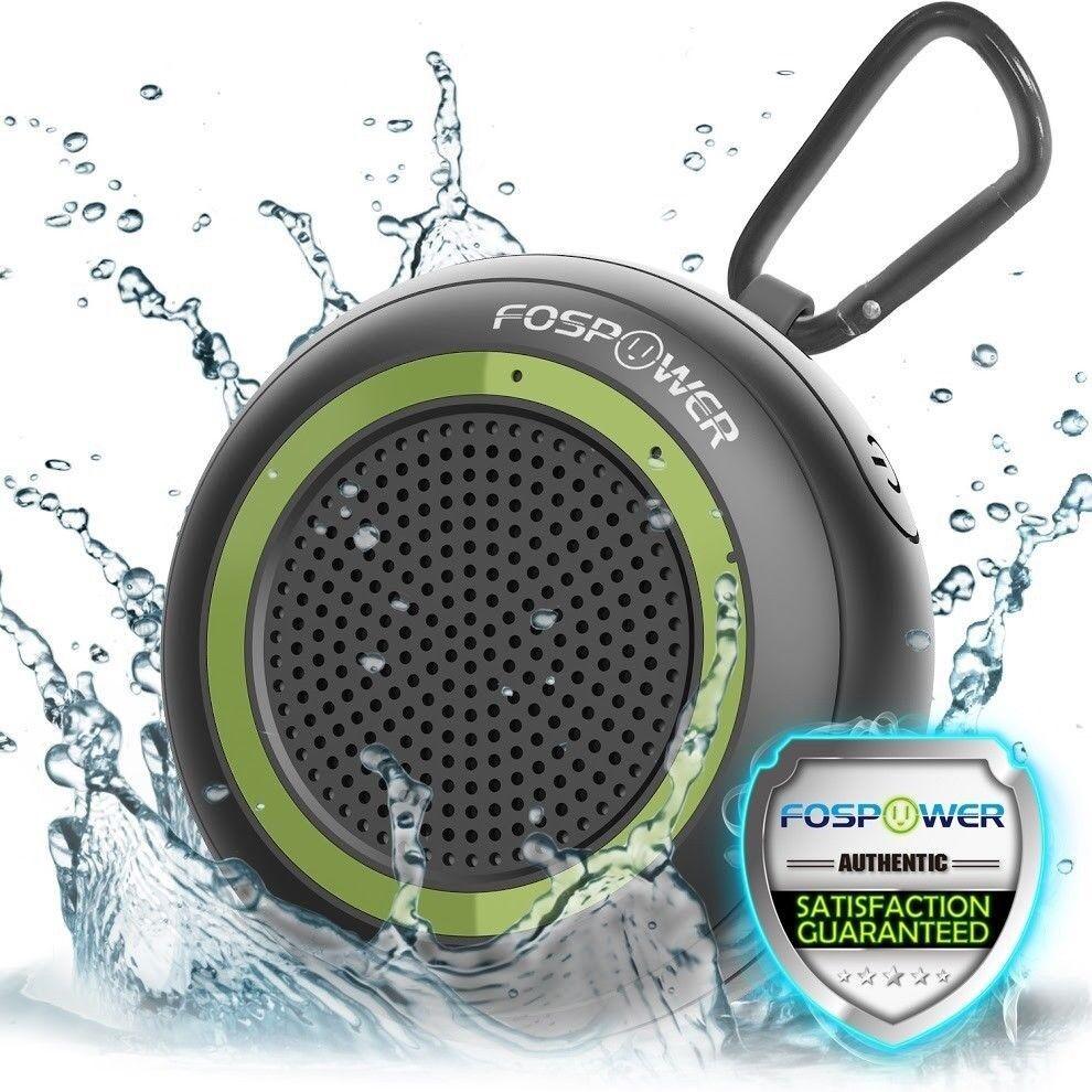 Rechargeable Wireless Bluetooth Portable Speaker Loud Bass Waterproof Stereo