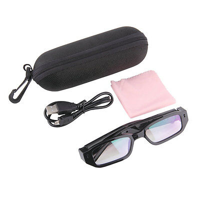 Mini HD Glasses Camera Glasses Eyewear DVR Video Recorder Cam BR