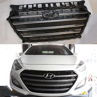 Genuine OEM Elantra GT Sports Grille 4pcs For Elantra GT i30 2012-2016 Hyundai