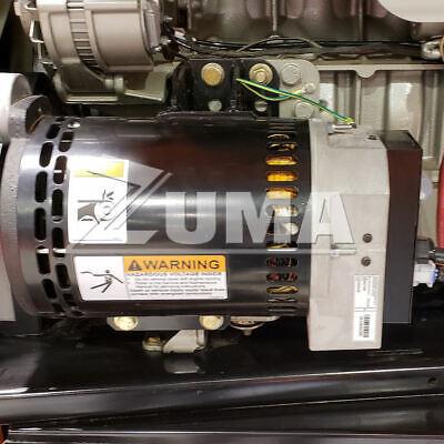 Jlg 2460048 - New Miller 7500 Watt 3 Phase Generator Genuine Oem