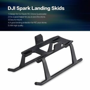 Extended Landing Skid Gear Drone legs Bracket Tripod for DJI Spark RC Drone SU