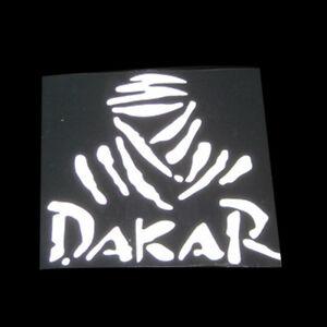 DAKAR RALLY VINYL STICKER DECAL BIG LARGE CAR WINDOW WALL MOTORCYCLE TRUCK DOOR