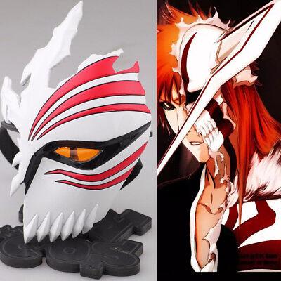 Amine BLEACH Halibel kurosaki Ichigo tensa bankai cosplay half face hollow mask