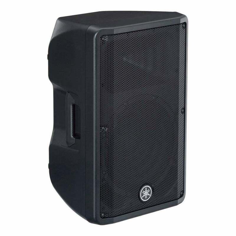 "Yamaha DBR12 12"" 2-Way Powered Loudspeaker (Restock)"