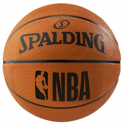 Spalding NBA Basketball Game New Official Size 7 29.5 Men's Outdoor and Indoor