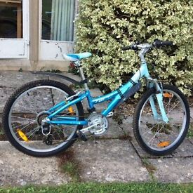 """Trek MT 220 kids mountain bike, 24"""" wheels. New condition. OFFERS ACCEPTED"""