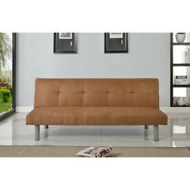 Byron Faux Suede Sofa Bed (x3 colours) 💥💥