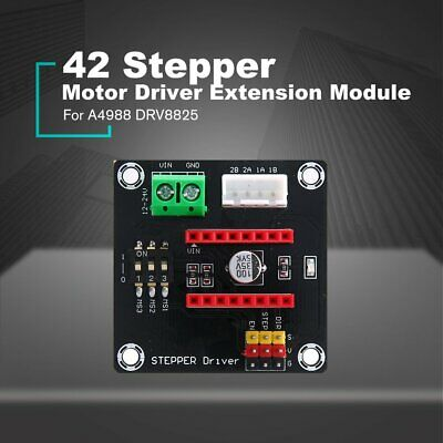 3d Printer 42 Stepper Motor Driver Control Extension Board Module 8825a4988 T0
