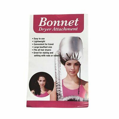 Soft Hair Drying Cap Bonnet Hood Hat Womens Blow Dryer Home hairdressing tool AY Home Womens Cap