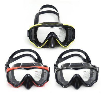Anti Fog Silicone Diving Mask Goggles Swimming Equipment For Kids Child New (Swim Equipment)