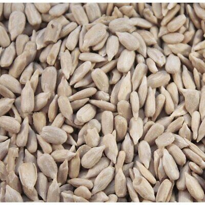 Sunflower Hearts Wild Bird Seed Food - Bakery Grade. 1.5KG Bags.