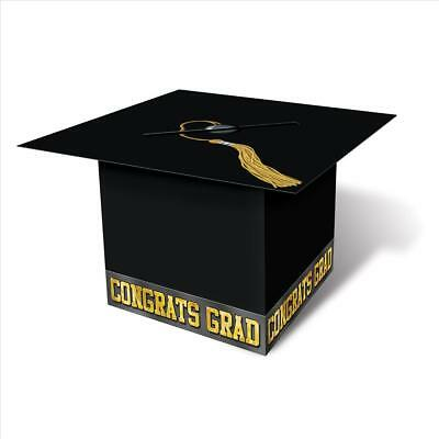 Graduation Cap Card Box (Graduation Cap Card Box -)