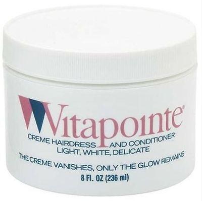 Vitapointe Creme Hairdress - Conditioner, 8 oz