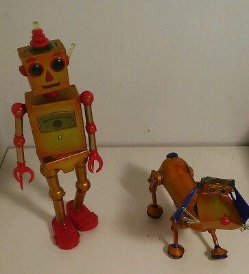 Novas Ark Magnetic Robot Nova And Sparky Trendmasters 1999