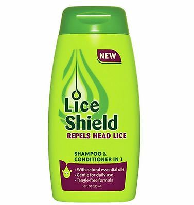 Lice Shield Shampoo and Conditioner 10 oz