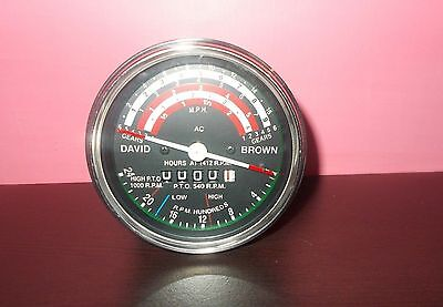 David Brown Tractor Tachometer 88088599099599612101212 K942232 K94222