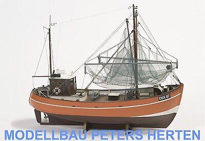 Krich Billing Boats CUX 87 KRABBENKUTTER M1:33 - BB0474
