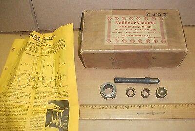 New Vintage Fairbanks-morse Mt-1 Service Kit For Fm-k Magneto