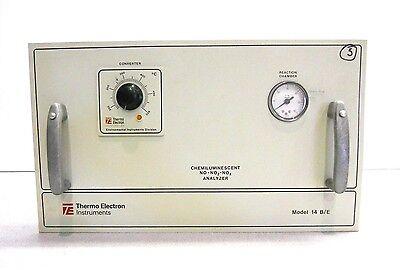 Mz-91 Thermo Electron 14be Chemiluminescent No-no2-nox Analyzer