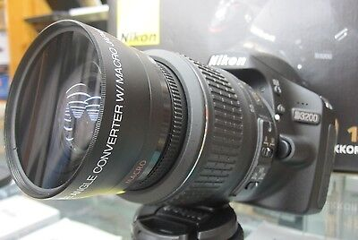 Объективы Wide Angle Macro Lens for
