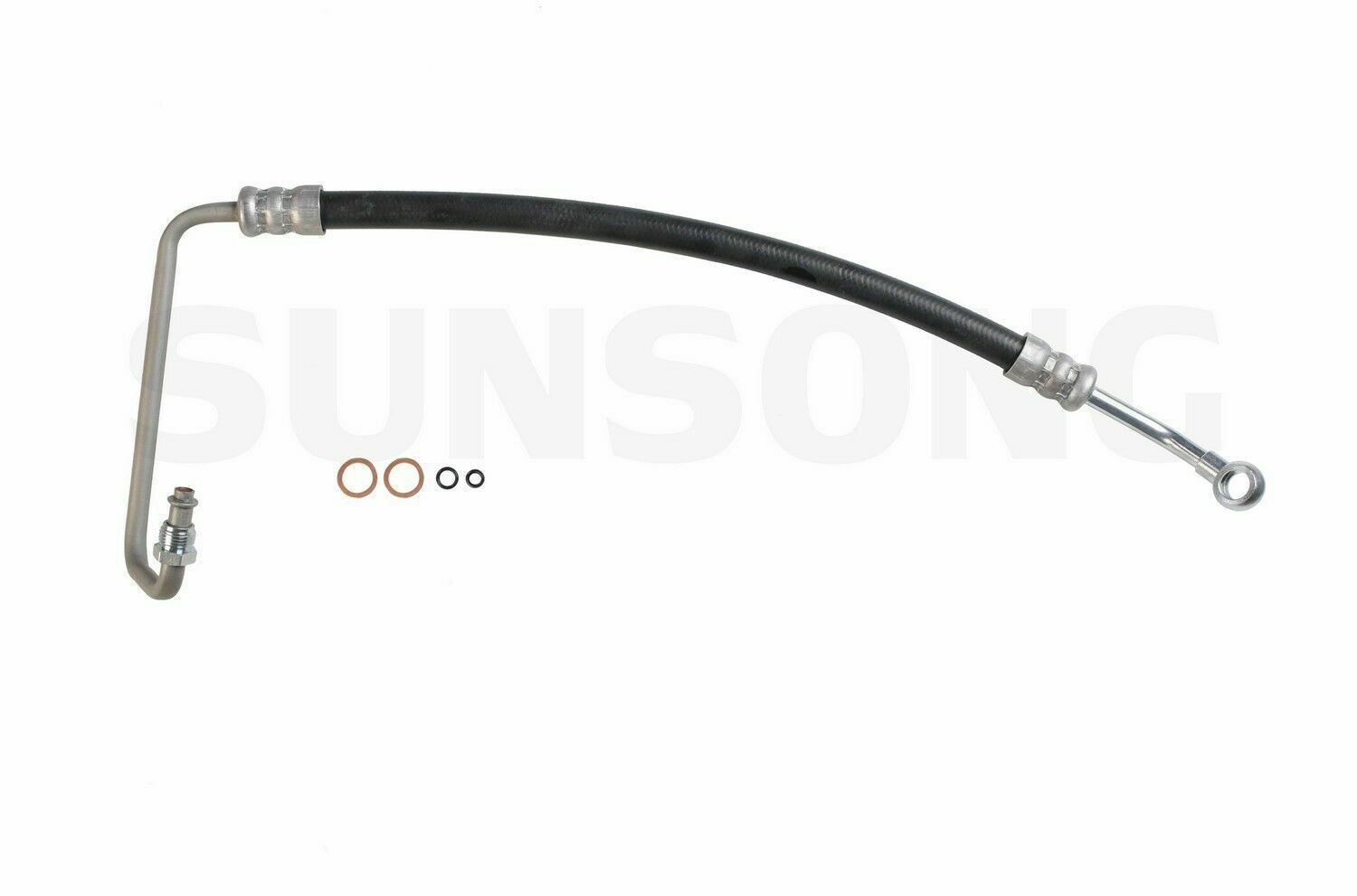 Power Steering Pressure Line Hose Assembly 3402054 fits 91-93 Volvo 240