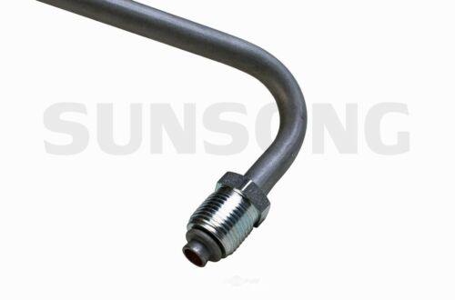 Power Steering Pressure Line Hose Assembly fits 2001-2007 GMC Sierra 2500 HD Sie