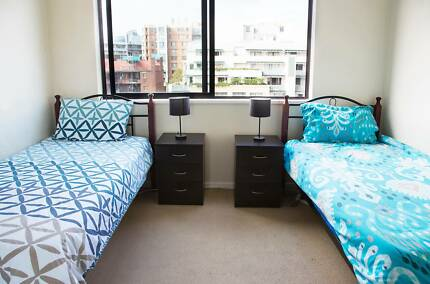 CLEAN FLAT SHARE FOR TWO FRIENDS IN PYRMONT