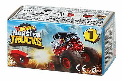 nster Trucks ~ Mystery Vehicle In Blind Box (Mini-monster-trucks)