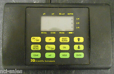 Iq Scientific Instruments Iq 240 Bench-top Portable Ph Meter