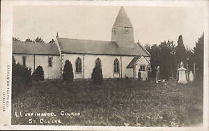Llanfihangel-Church-St-Clears-by-Excelsior-Photo-Co-Carmarthen