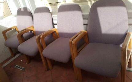 4 Chairs for 0 $ - Moving out clearance Croydon Burwood Area Preview